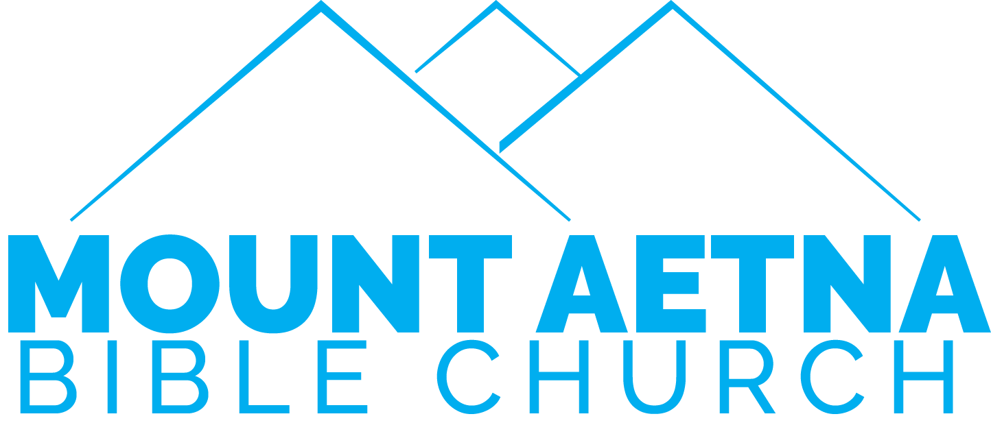 Home Mount Aetna Bible Church